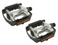 """ROAD MTB 940 Alloy Pedals 9/16"""" Black cruiser 9/16 pedal.fixie bicycle pedal"""