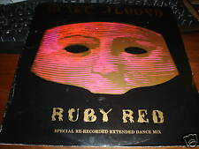 MARC ALMOND RUBY RED 12 INCH EXTENDED DANCE MIX LTD ED