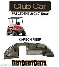 Club Car Precedent Golf Cart Dash Cover 2008.5'-Newer CARBON FIBER