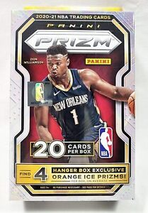 New 2020-2021 Panini Prizm NBA Basketball Hanger BOX 🔥