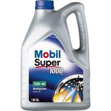 Motoröl MOBIL 1000 X1 15W40, 5 Liter
