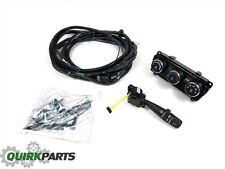 14-17 Jeep Wrangler Without Auto Temp HARD TOP WIRING KIT OEM NEW MOPAR