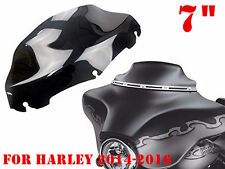 """7"""" Windshield Windscreen For Harley Electra Street Glide Touring 2014-later NEW"""