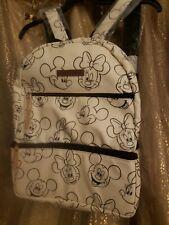 Disney Sketchbook Mickey & Minnie Petunia Pickle Bottom Axis Backpack/diaper bag