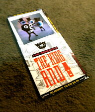 THE RESIDENTS The King And Eye 1989 Vintage CD Longbox ONLY NO CD