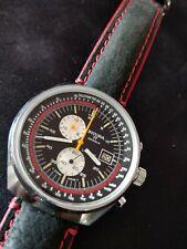 Reloj Cronógrafo Vintag Sicura Cal EB8420 completamente reparado Perfecto Estado