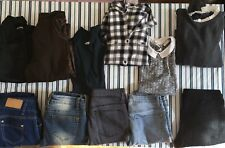 Lot mixte de vetements femme taille 38/40 Mango, Pimkie, Bailey, NafNaf...