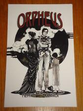 ORPHEUS VIPER COMICS GRAPHIC NOVEL METTAM RANTALA 9780982711781