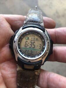 Casio Pathfinder PAS-400B 2632 Quartz Digital Men's Watch