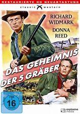DAS GEHEIMNIS DER FUENF GRAEBE - STURGES,JOHN   DVD NEU