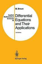 Differential Equations and Their Applications: An Introduction to Applied Mathem