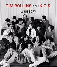 Tim Rollins and K.O.S.: A History (MIT Press) by
