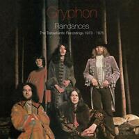 Gryphon - Raindances - Transatlantic Recordings 1973-1975 (NEW 2CD)