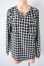 Portmans Women's Regular Size Satin Tops for Women
