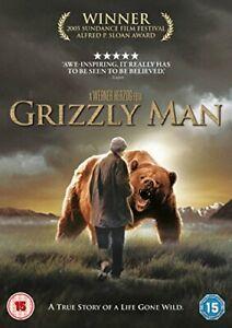 Grizzly Man [DVD][Region 2]