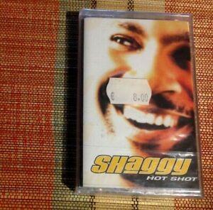 SHAGGY / HOT SHOT - MC (EU 2001) SIGILLATA/SEALED