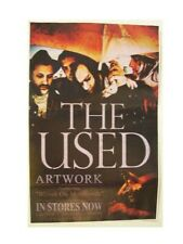 The Used Poster Artwork Art Work Used Promo