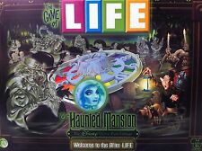 FREE SHIPPING! - THE HAUNTED MANSION GAME OF LIFE -  Disney Theme Parks Edition
