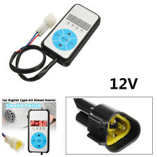 Digital Controller Switch Remote Control Pairing For Car Track Air Diesel Heater