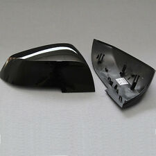 New Black Side Mirror Cover Case Cap Replacement For BMW F20 F22 F30 F32 X1 E84