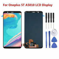 OEM For OnePlus 5T A5010 LCD Display Touch Screen Digitizer Assembly Replacement