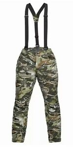 Under Armour Men's $220 Timber Forest Camo Pants Size XL 1316736-940
