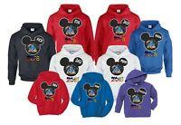 New Disney Family Vacation 2018 Cute matching Hoodie Pullover with Custom Name