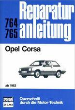 Reparaturanleitung Opel Corsa A - ab 1983!