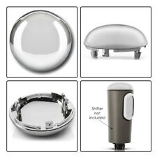 Shifter Knob Chrome Cap for 2004-2006 Ford F-150 & Stronger Clips 4L3Z-7213-BA
