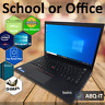 "School & Office Lenovo ThinkPad T460s Intel 6th Gen i5 8GB RAM 128GB 14"" Win 10"