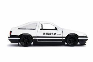Jada Toyota Trueno AE86 Initial D Takumi 99801 1/32