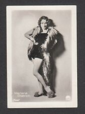 Marlene Dietrich Vintage German Film Movie Star Collector Card