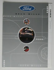 FORD TAURUS 2000 dealer brochure - French - Canada - ST1002000418
