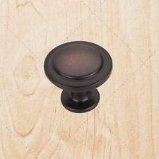 Kitchen Cabinet Hardware Knobs kt960 Brushed Oil Rubbed Bronze (100 Pack)