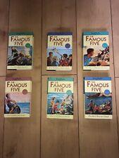 enid blyton famous five book set