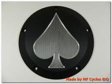 Kupplungsdeckel Harley-Davidson Twin Cam EVO Softail Derby Cover Ace of Spades