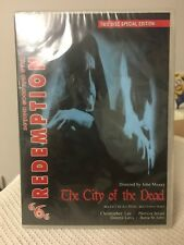 The City of the dead 2 discs (DVD, 2003) Special Edition.