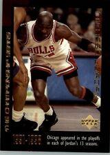1999 Upper Deck Michael Jordan The Early Years card# 37
