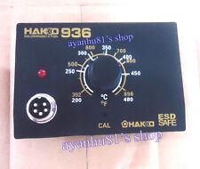 936 Soldering Iron Station Controller Thermostat Control A1322 Heating de HAKKO