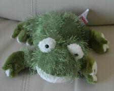 Cute Green Frog Plush toy Ganz