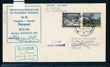 13829) LH FF Frankfurt - Benghazi 29.11.64, SoU ab Berlin