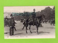 More details for london types policeman ll 325 louis levy policeman unused  printed pc ref c141