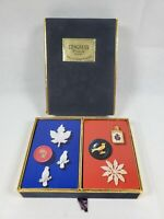 Vintage Congress Playing Cards Cel-u-tone Finish Birds 2 Decks Pre-owned