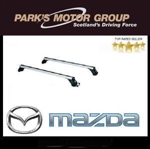 Mazda 3 BL Roof Bars For all models except SDN BDA1V4701