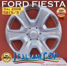 1 Ford Fiesta Ka '09 UNO Copricerchio Borchia 5819//4 Diametro 14 dal 2009