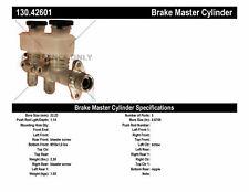 Centric Parts 130.42601 New Master Brake Cylinder