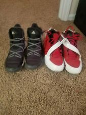 mens shoes 9.5 used lot