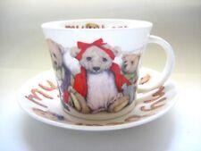 """My Bear"" Roy Kirkham Bone China 16 oz Coffee Tea Cup & Saucer Wellington Bear"