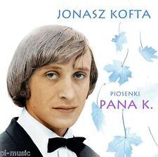 = JONASZ KOFTA - PIOSENKI PANA K. // 3 CD sealed