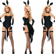 New Helloween Leader Bunny Girls Costum Uniform Cosplay Sexy Costumes Babydoll